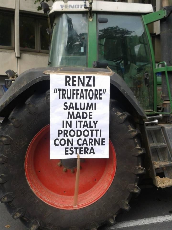 protesta agricoltori bruxelles 2