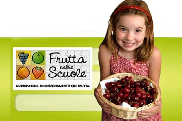 frutta scuole