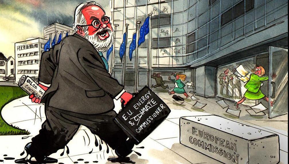 Marco Zullo M5S Europa commissione europea conflitto interessi canete