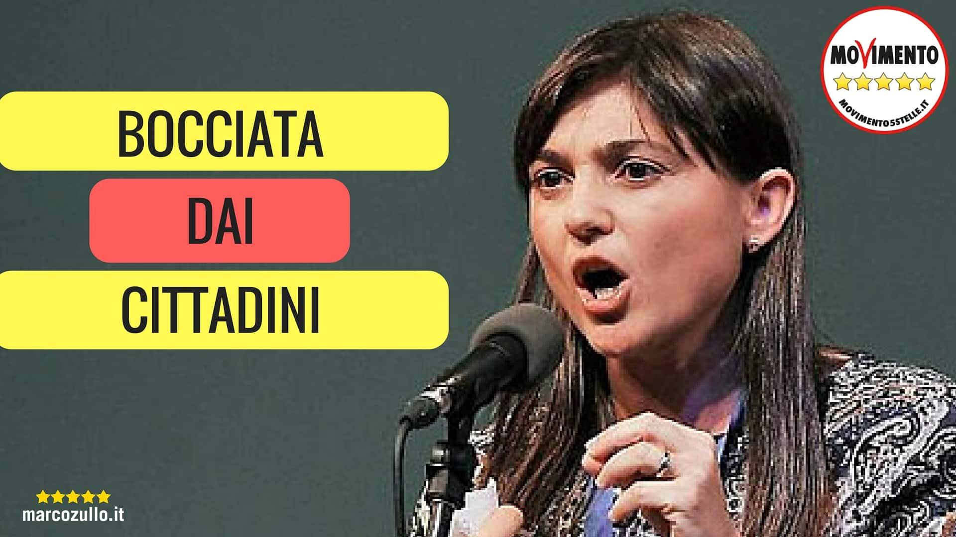 Marco Zullo M5S Europa serracchiani renzi elezioni amministrative trieste pordenone friuli venezia giulia
