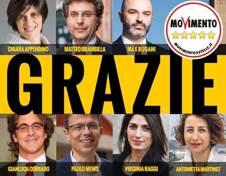 Marco Zullo M5S Europa Amministrative 2016 roma