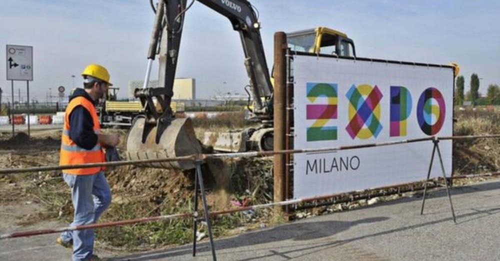 Marco Zullo M5S Europa expo milano 2015