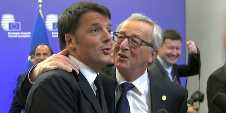 Marco Zullo M5S Europa Juncker Renzi wi-fi internet