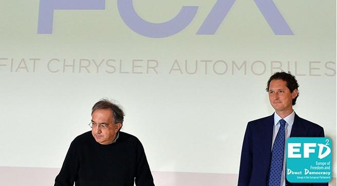 Marco Zullo M5S Europa dieselgate fiat marchionne
