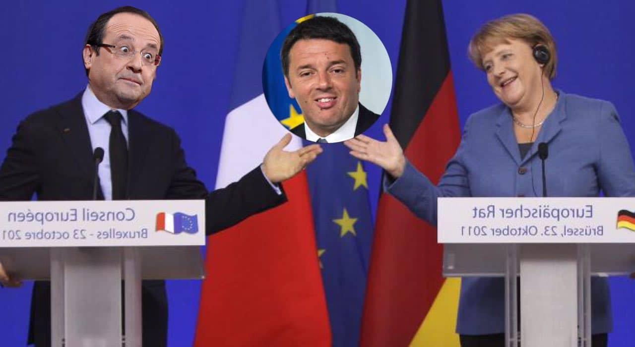 Marco Zullo M5S Europa hollande merkel renzi