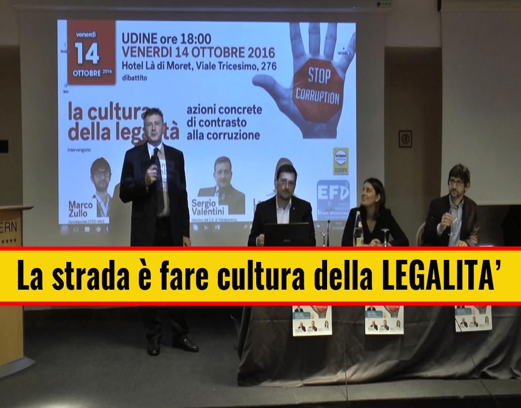Marco Zullo M5S Europa legalità