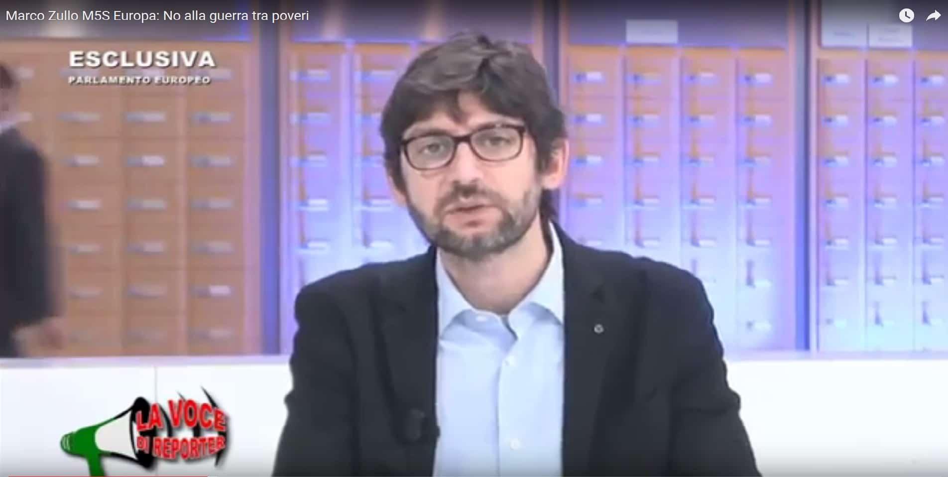 Marco Zullo M5S Europa intervista