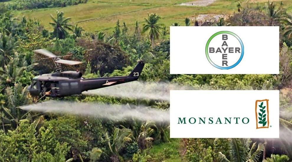Marco Zullo M5S Europa Monsanto Bayer pesticidi