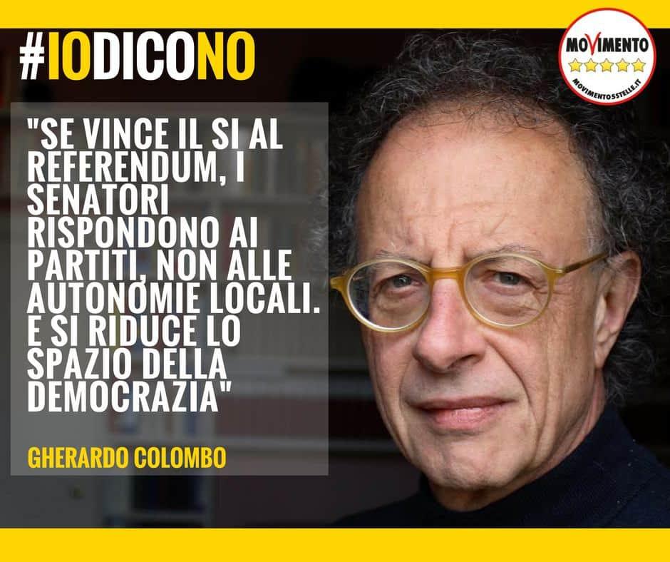 Marco Zullo M5S Europa #IoDicoNo Gherardo Colombo
