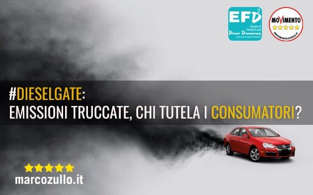 Dieselgate: Emissioni truccate, chi tutela i consumatori?