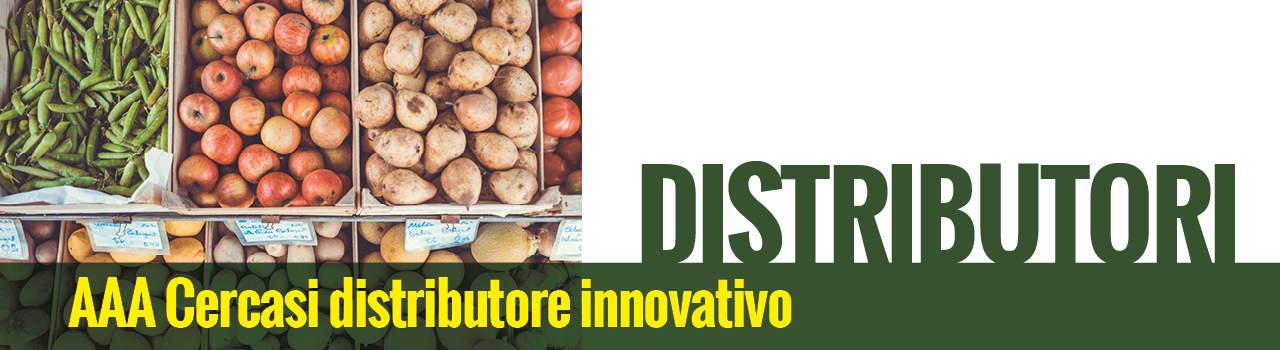 AAA Cercasi distributore innovativo - DISTRIBUTORI
