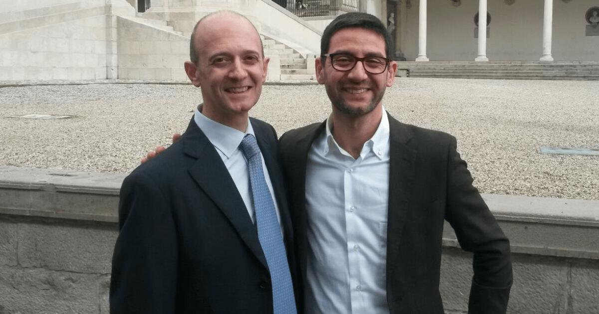Zullo con Fraleoni, candidato presidente FVG