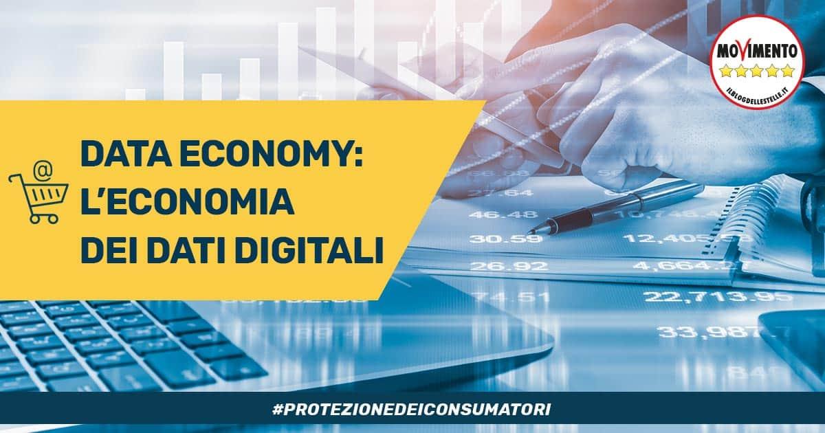 Data Economy economia dei dati digitali