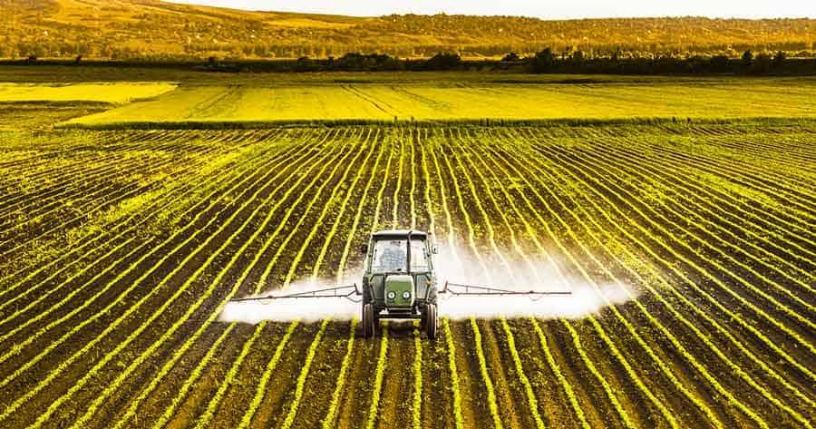 uso del glifosato pesticida