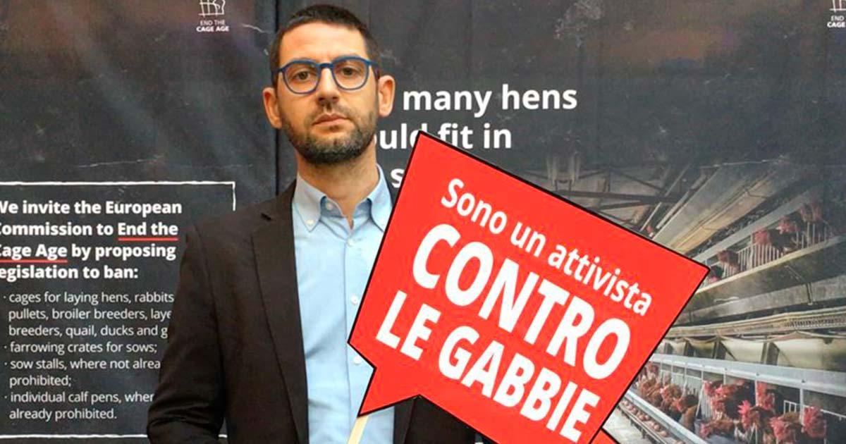 #EndTheCageAge - Firma contro gli allevamenti in gabbia!