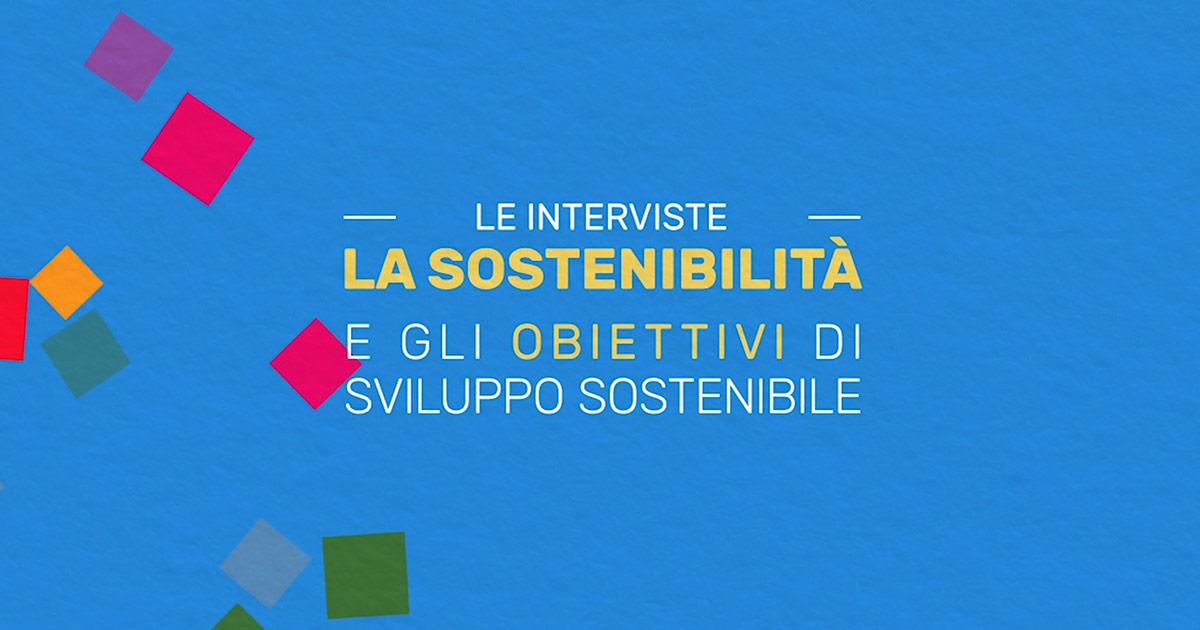 obiettivo sostenibilità