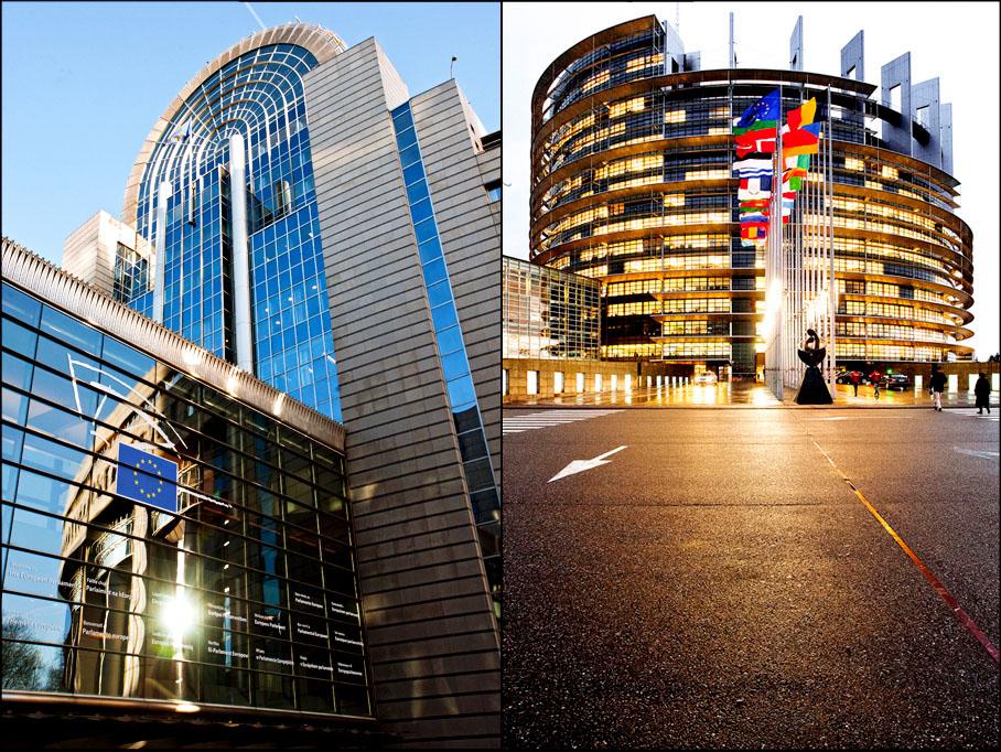 Stop doppia sede parlamento europeo ci riproviamo marco for Sede del parlamento
